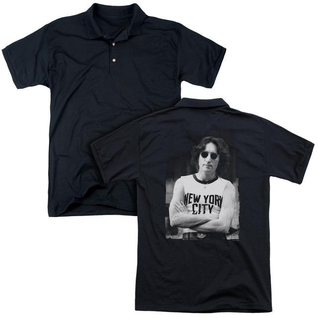 John Lennon NEW YORK (BACK PRINT)
