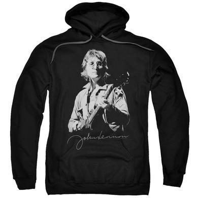John Lennon Hoodie | ICONIC Pull-Over Sweatshirt