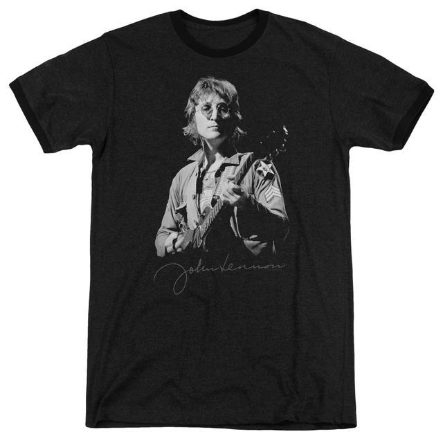 John Lennon Shirt | ICONIC Premium Ringer Tee