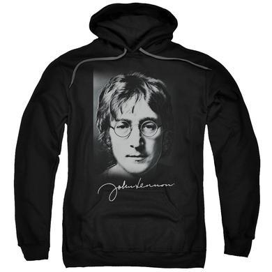 John Lennon Hoodie | SKETCH Pull-Over Sweatshirt