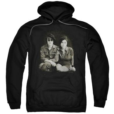 John Lennon Hoodie | BERET Pull-Over Sweatshirt