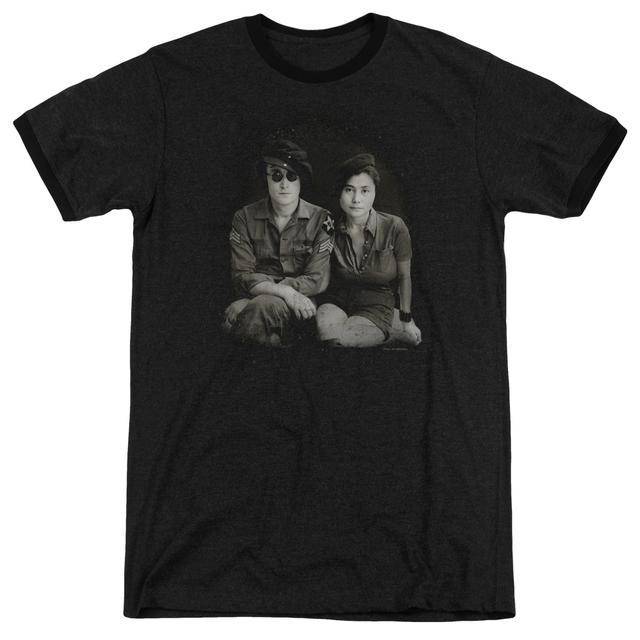 John Lennon Shirt | BERET Premium Ringer Tee