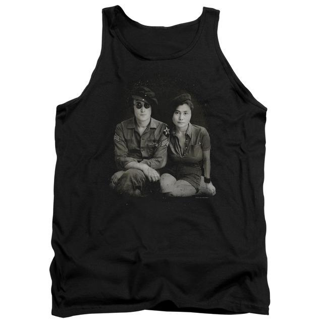 John Lennon Tank Top | BERET Sleeveless Shirt