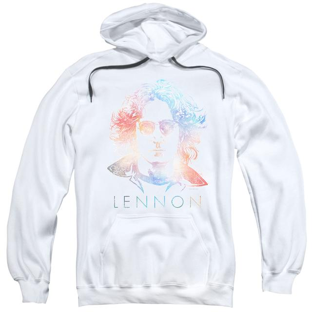 John Lennon Hoodie | COLORFUL Pull-Over Sweatshirt