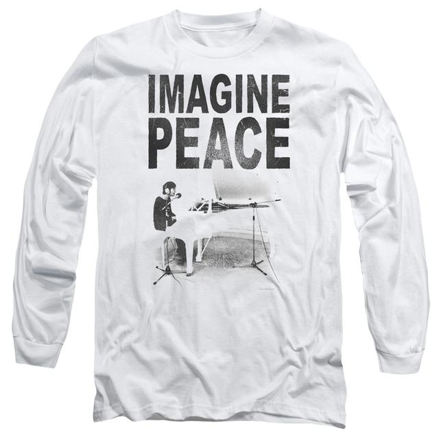 John Lennon T Shirt | IMAGINE Premium Tee