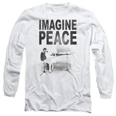 John Lennon T Shirt | IMAGINE Premium Tee