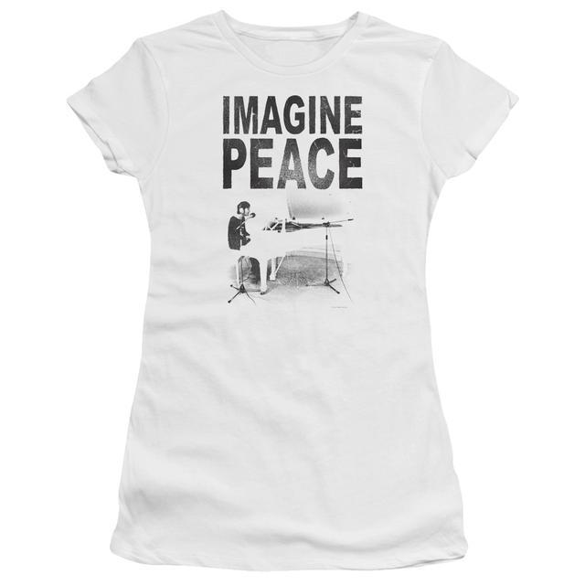 John Lennon Juniors Shirt | IMAGINE Juniors T Shirt