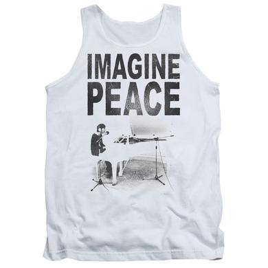 John Lennon Tank Top | IMAGINE Sleeveless Shirt