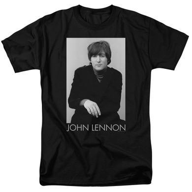 John Lennon Shirt | EX BEATLE T Shirt