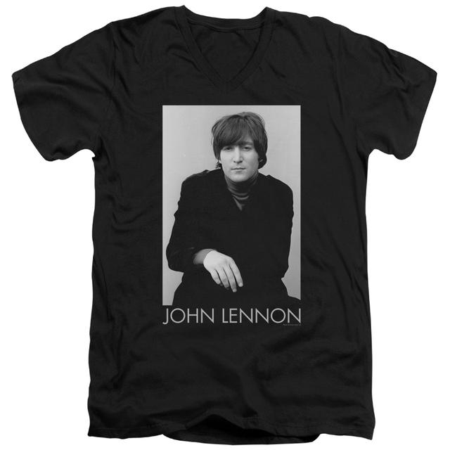 John Lennon T Shirt (Slim Fit) | EX BEATLE Slim-fit Tee