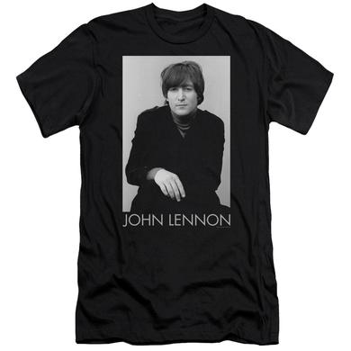 John Lennon Slim-Fit Shirt | EX BEATLE Slim-Fit Tee