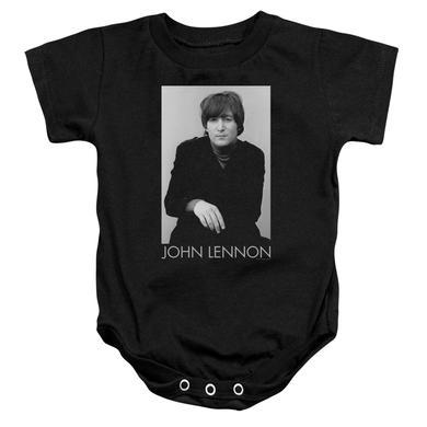 John Lennon Baby Onesie | EX BEATLE Infant Snapsuit