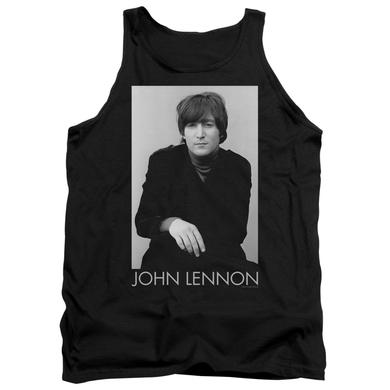 John Lennon Tank Top | EX BEATLE Sleeveless Shirt