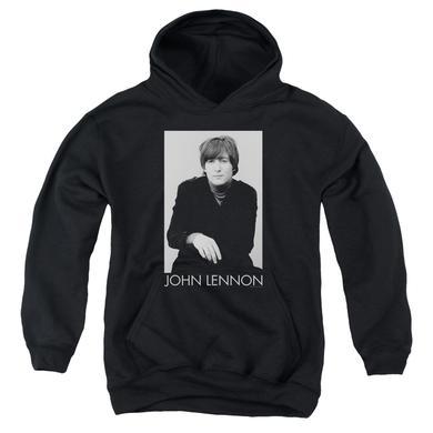 John Lennon Youth Hoodie | EX BEATLE Pull-Over Sweatshirt