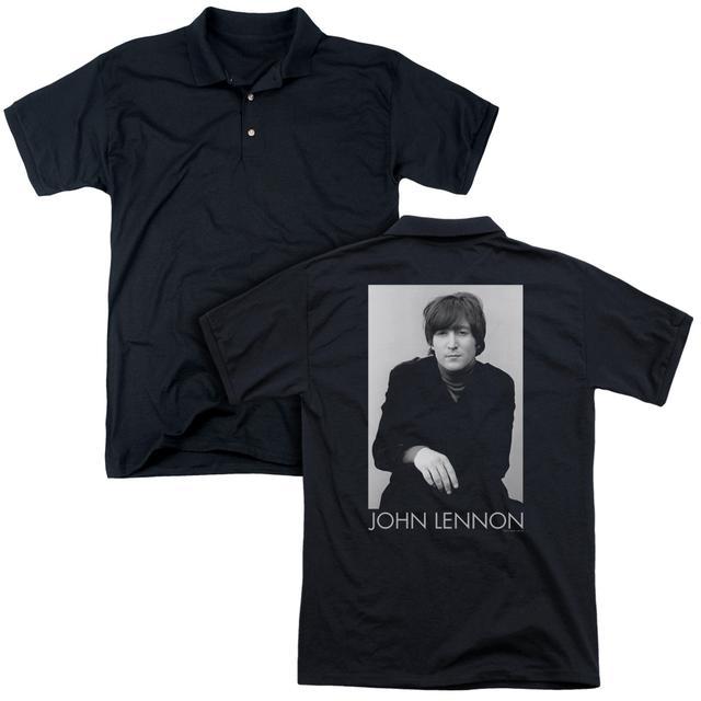 John Lennon EX BEATLE (BACK PRINT)