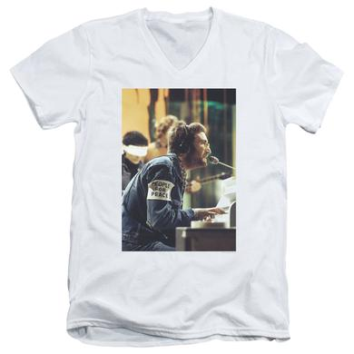 John Lennon T Shirt (Slim Fit) | PEACE Slim-fit Tee