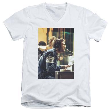 John Lennon T Shirt (Slim Fit) | PEACE Slim-fit Tee
