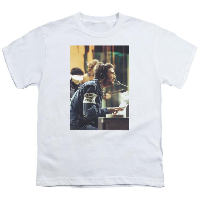 John Lennon Youth Tee   PEACE Youth T Shirt
