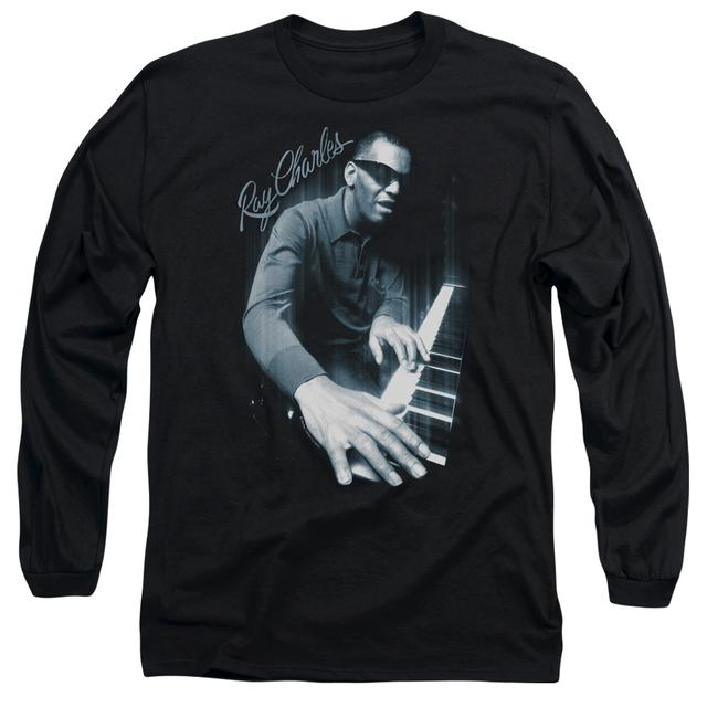 Ray Charles T Shirt | BLUES PIANO Premium Tee