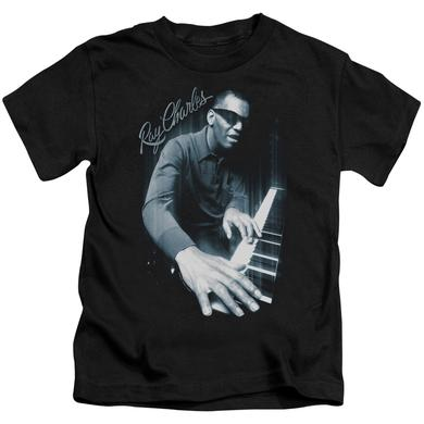 Ray Charles Kids T Shirt | BLUES PIANO Kids Tee