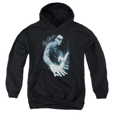 Ray Charles Youth Hoodie | BLUES PIANO Pull-Over Sweatshirt