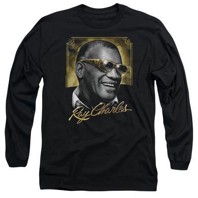 Ray Charles T Shirt | GOLDEN GLASSES Premium Tee