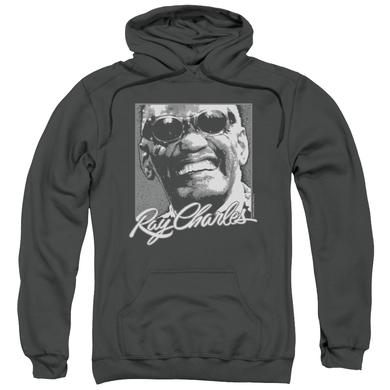 Ray Charles Hoodie | SIGNATURE GLASSES Pull-Over Sweatshirt