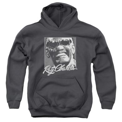Ray Charles Youth Hoodie | SIGNATURE GLASSES Pull-Over Sweatshirt