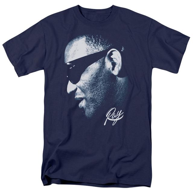 Ray Charles Shirt | BLUE RAY T Shirt