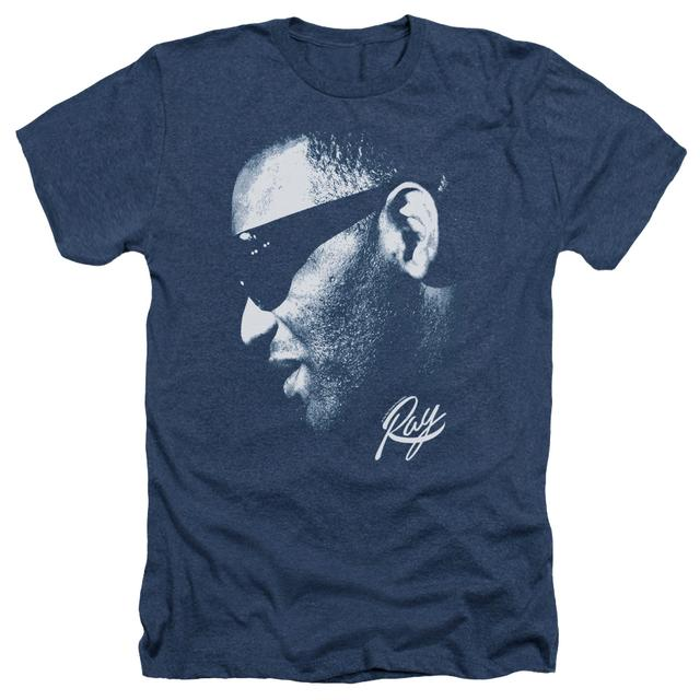 Ray Charles Tee | BLUE RAY Premium T Shirt
