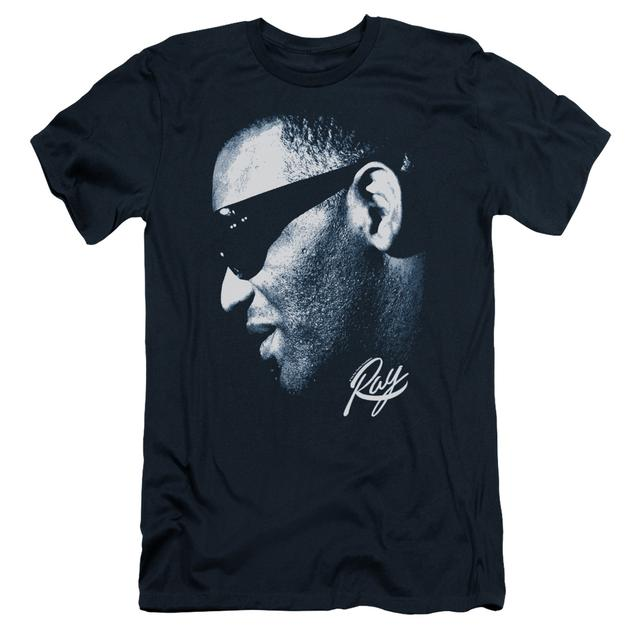 Ray Charles Slim-Fit Shirt | BLUE RAY Slim-Fit Tee