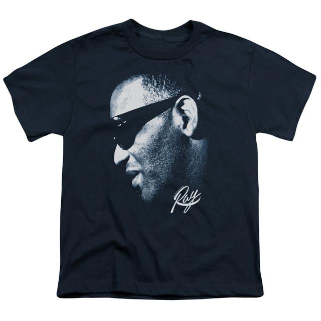Ray Charles Youth Tee | BLUE RAY Youth T Shirt