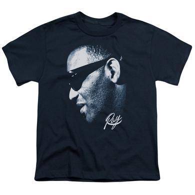 Ray Charles Youth Tee | BLUE RAY Youth T Shirt
