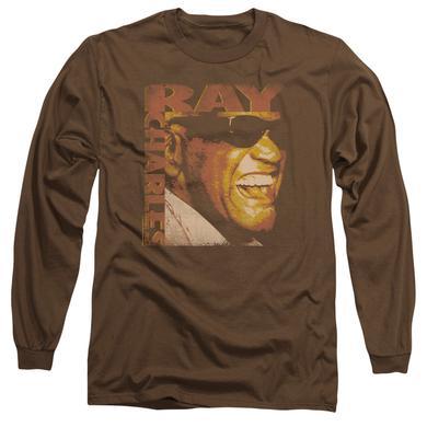 Ray Charles T Shirt | SINGING DISTRESSED Premium Tee