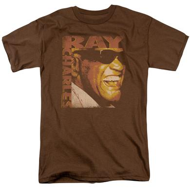 Ray Charles Shirt | SINGING DISTRESSED T Shirt