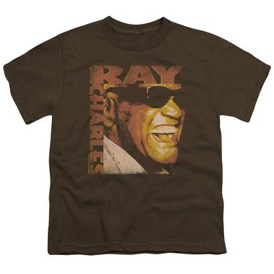Ray Charles Youth Tee | SINGING DISTRESSED Youth T Shirt