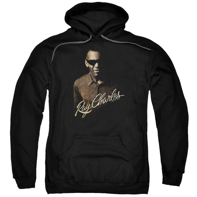 Ray Charles Hoodie | THE DEEP Pull-Over Sweatshirt