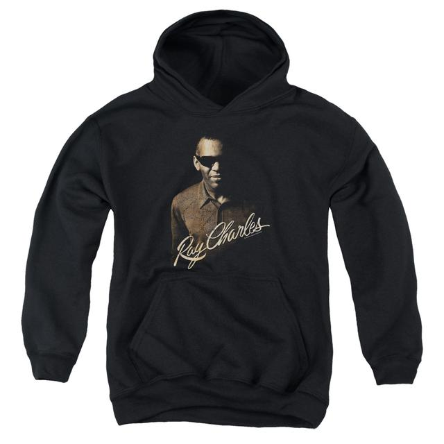 Ray Charles Youth Hoodie | THE DEEP Pull-Over Sweatshirt