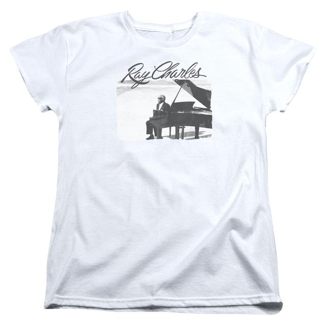 Ray Charles Women's Shirt | SUNNY RAY Ladies Tee