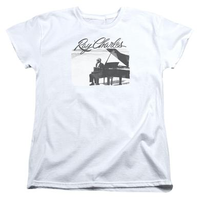 Ray Charles Women's Shirt | SUNNY RAY Ladies Tee