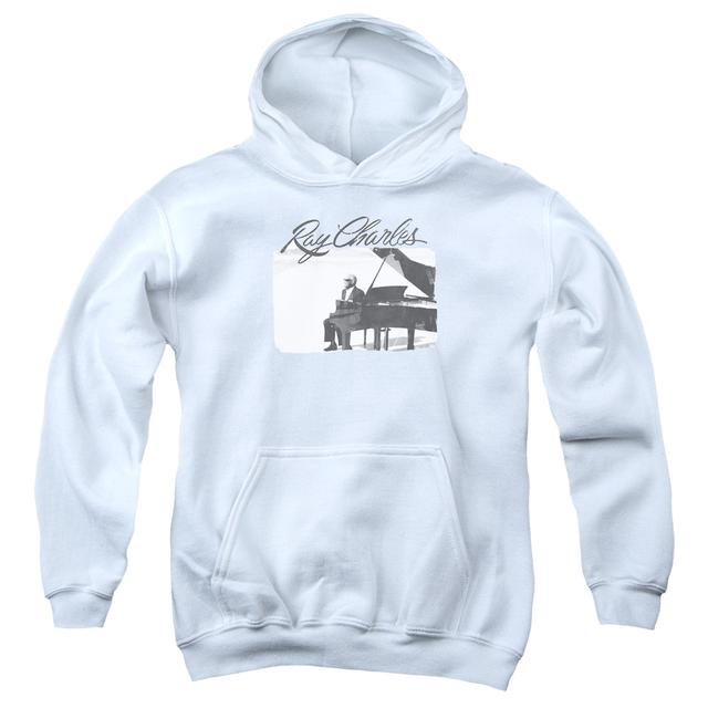 Ray Charles Youth Hoodie | SUNNY RAY Pull-Over Sweatshirt