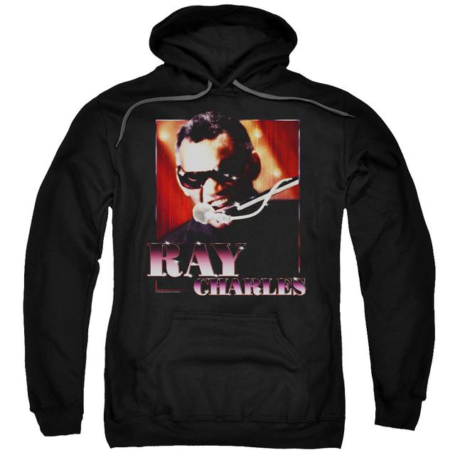 Ray Charles Hoodie | SING IT Pull-Over Sweatshirt