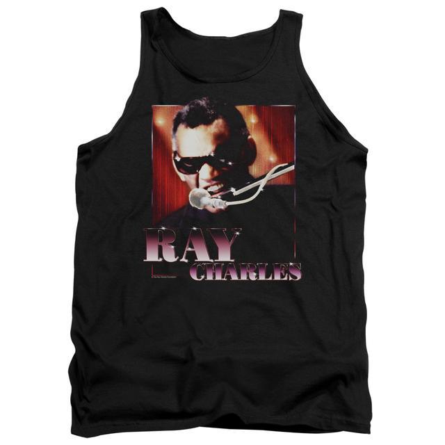 Ray Charles Tank Top | SING IT Sleeveless Shirt
