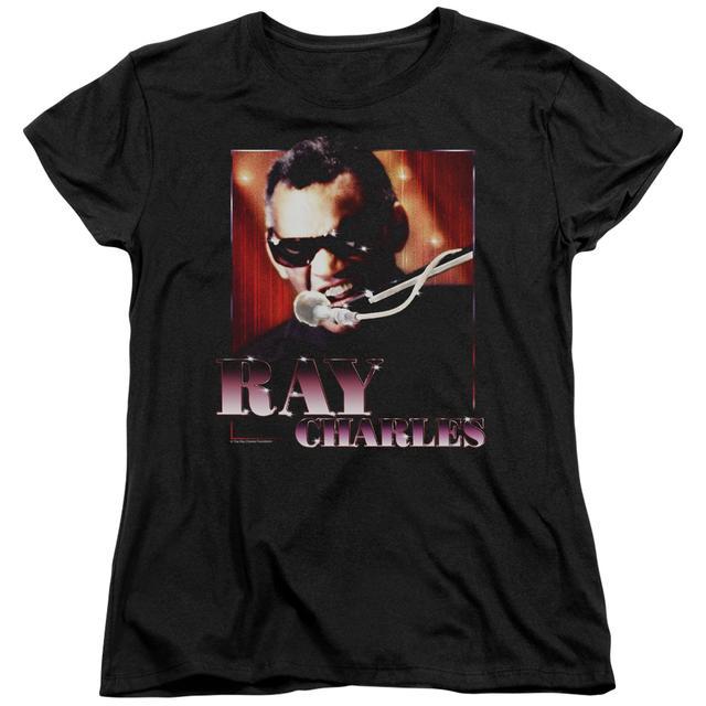 Ray Charles Women's Shirt | SING IT Ladies Tee