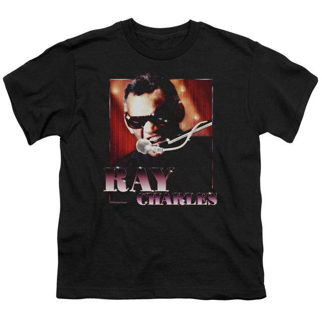 Ray Charles Youth Tee | SING IT Youth T Shirt