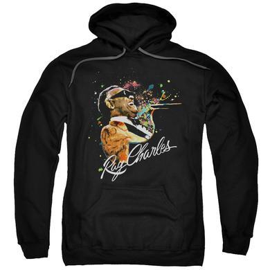 Ray Charles Hoodie | SOUL Pull-Over Sweatshirt