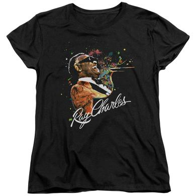 Ray Charles Women's Shirt | SOUL Ladies Tee
