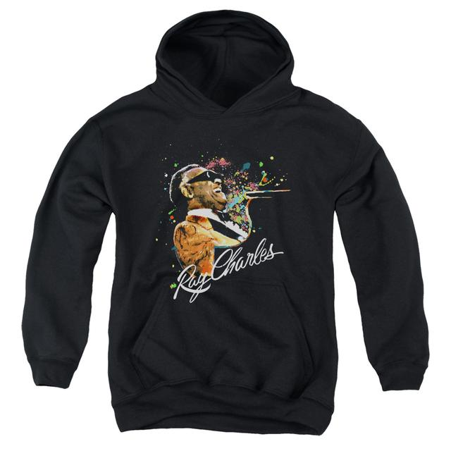Ray Charles Youth Hoodie | SOUL Pull-Over Sweatshirt