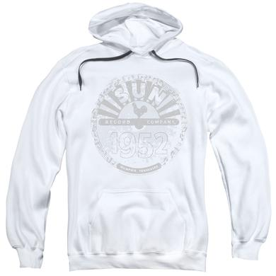 Sun Records Hoodie | CRUSTY LOGO Pull-Over Sweatshirt