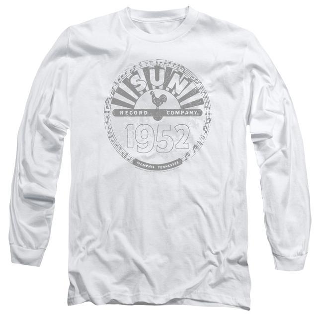 Sun Records T Shirt | CRUSTY LOGO Premium Tee